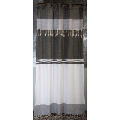 FOUTA FUTÉE Tanger Curtain Panel