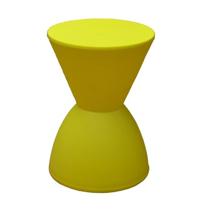 Accent Stool Color: Yellow