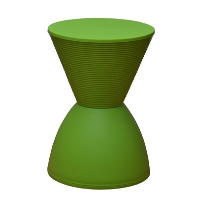 Accent Stool Color: Green