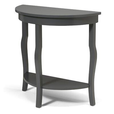 """Danby Console Table Size: 30"""" H x 14"""" W x 30"""" D, Color: Navy Blue"""