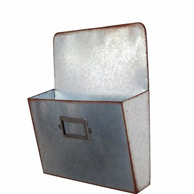 Dollison Single Pocket File or Magazine Rack