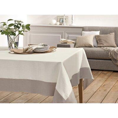 Blanc Cerise Délices De Lin Tablecloth