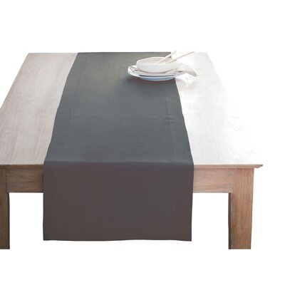 Blanc Cerise Délices De Métis Table Runner