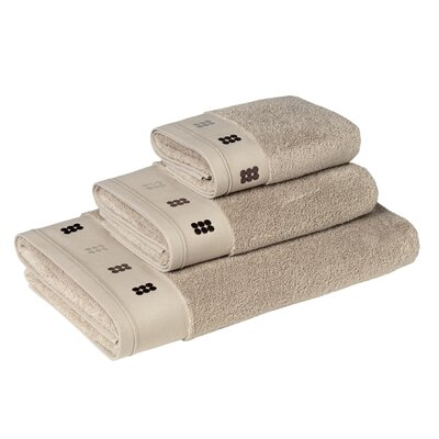 Blanc Cerise Dragées Au Carré Bath Towel