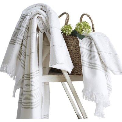 Blanc Cerise Tout Simplement Hammam Bath Towel