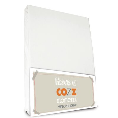COZZ Molton 100% Cotton Fitted Sheet
