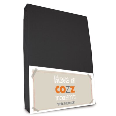COZZ Jersey 100% Cotton Fitted Sheet