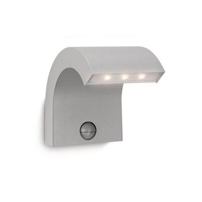 PhilipsLighting LED-Außenwandleuchte 1-flammig Riverbank