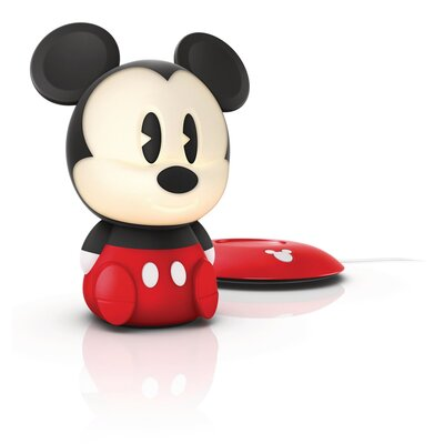 PhilipsLighting LED-Nachtlicht 1-flammig Mickey