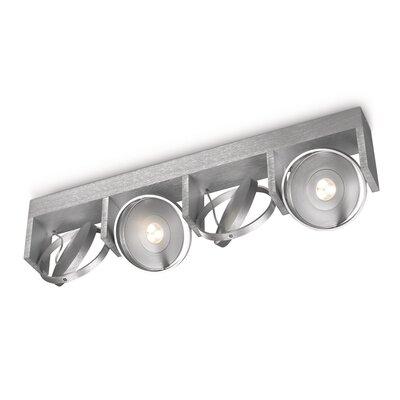 PhilipsLighting LED-Deckenstrahler 4-flammig Particon