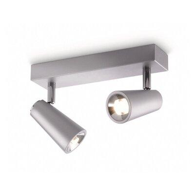 PhilipsLighting LED-Deckenstrahler 2-flammig Deltys