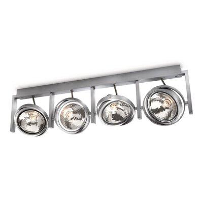 PhilipsLighting Volles Schienenbeleuchtungsset 4-flammig Fast