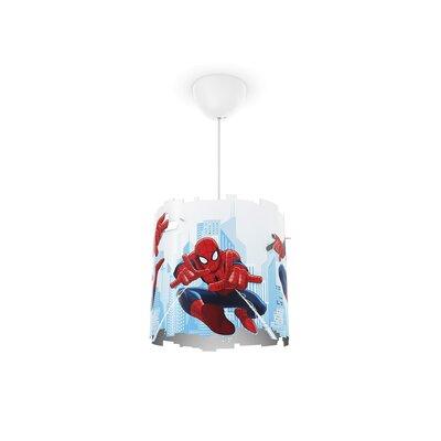 PhilipsLighting Trommel-Pendelleuchte 1-flammig Spiderman