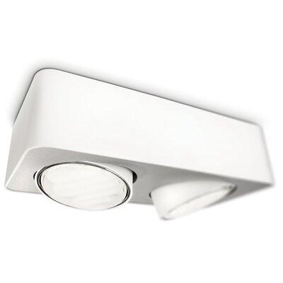 PhilipsLighting Deckenbalken 2-flammig Confident