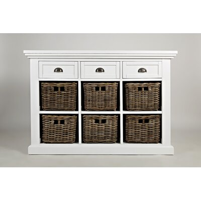 Quechee 6 Drawer Accent Chest Color: Chatham White