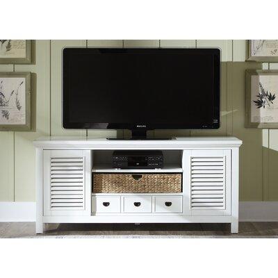 "Chon 68"" TV Stand Color: Linen"