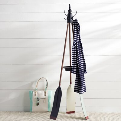 Dockside Oar Coat Rack