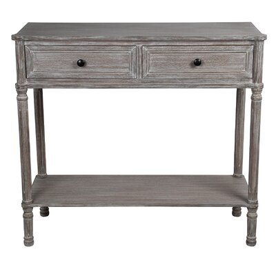 Anglesey Console Table Color: Winter Melody