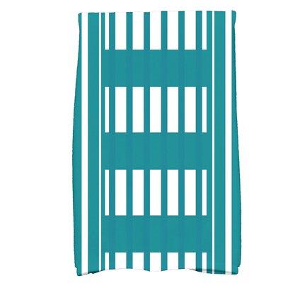 Bartow Beach Blanket Hand Towel Color: Teal