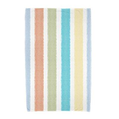 In the Sun Beach Towel Color: Light Blue