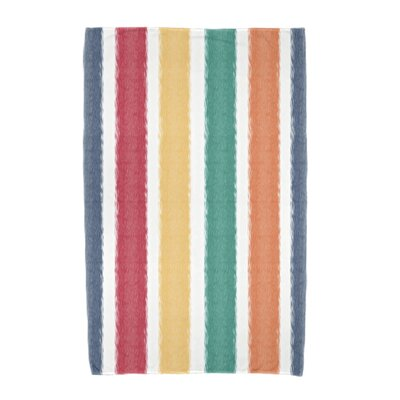 In the Sun Beach Towel Color: Blue