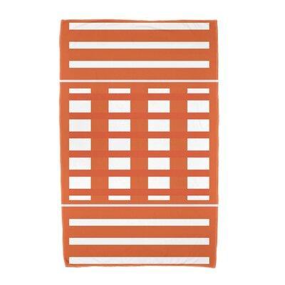 Blanket Beach Towel Color: Orange