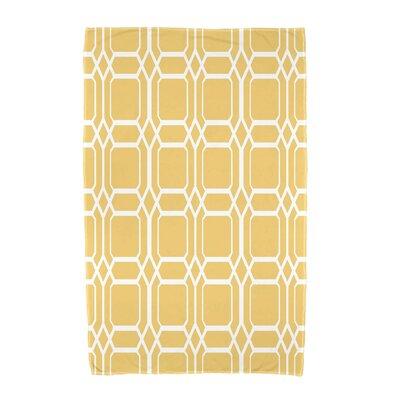 O the Fun Beach Towel Color: Yellow