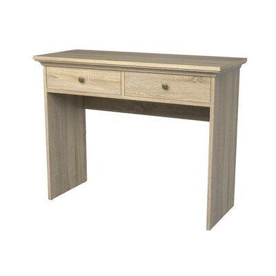 Breckenridge Writing Desk Color: Oak Structure
