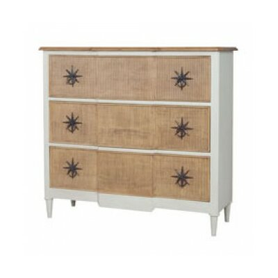 Astrid 3 Drawer Accent Chest