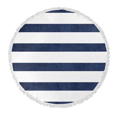 Madyson Round Beach Towel