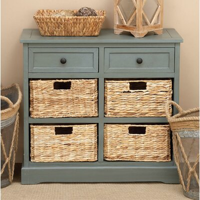Beverly 2 Drawer Chest Color: Blue