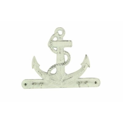 Anchor with Hook Color: Whitewashed