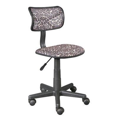 Leopard Mesh Desk Chair