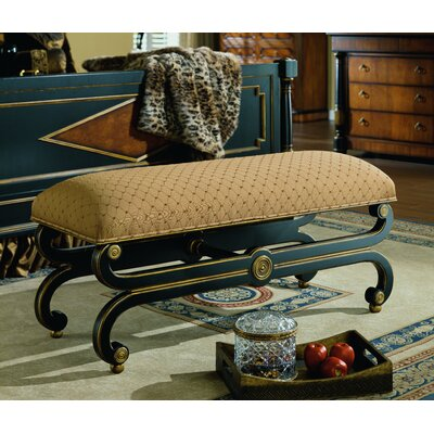Regency Upholstered Bench