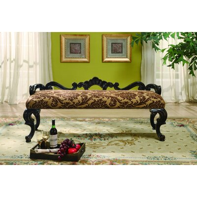 Liege Upholstered Bench