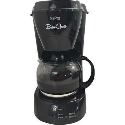 Smartphone Enabled Coffee Maker