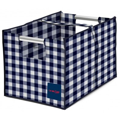 The Camouflage Co Gingham Foldaway Box