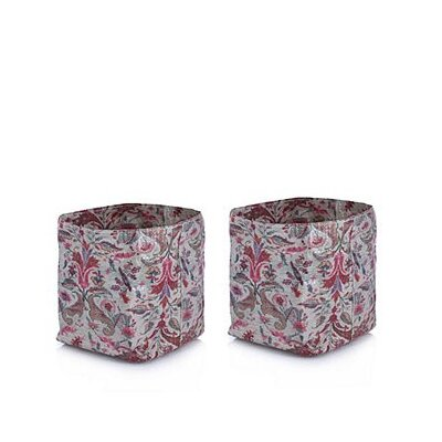The Camouflage Co Indie Chic Printed Cube
