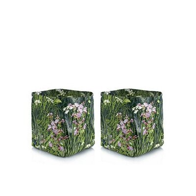 The Camouflage Co Long Grass Printed Cube