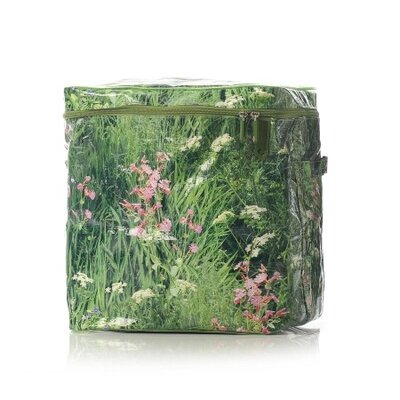 The Camouflage Co Long Grass Storage Cube with Zipped Lid