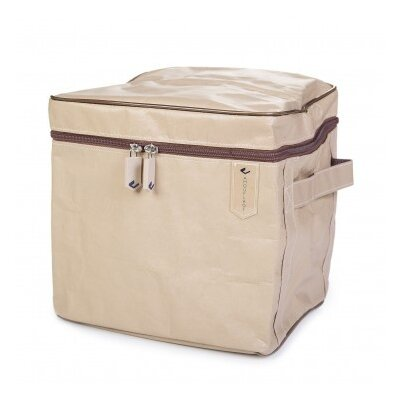 The Camouflage Co Practically Paper Household Caddy with Zipped Lid
