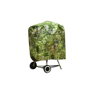 The Camouflage Co Long Grass Kettle Barbecue Cover