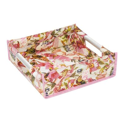 The Camouflage Co Pink Mosaic Foldaway Tray