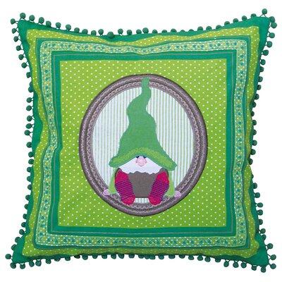 Trend Import GmbH Zierkissen Mimi's Little Garden aus 100% Baumwolle