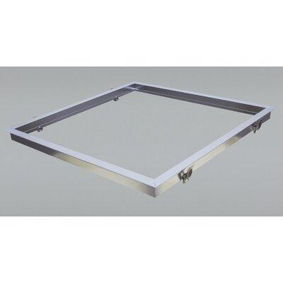 LEDlam LED Panel Rasterleuchte Einbaurahmen