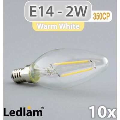 LEDlam 10-tlg. LED-Set E14