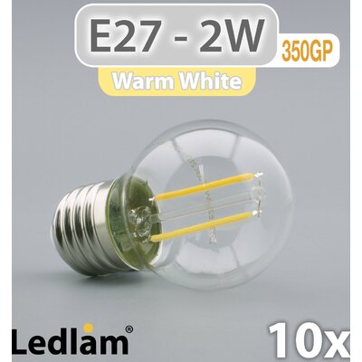 LEDlam LED E27