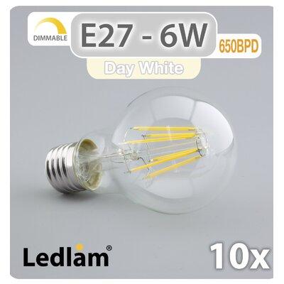 LEDlam 10-tlg. LED-Set E27