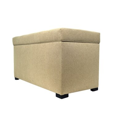 Allure Upholstered Storage Bench