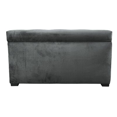 Mystere Angela Upholstered Storage Bench